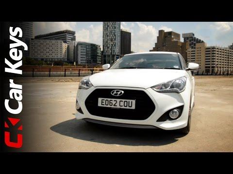 Hyundai Veloster Turbo 2013 review Car Keys