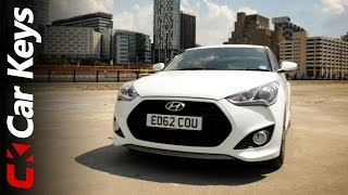 Hyundai Veloster Turbo 2013 review Car Keys