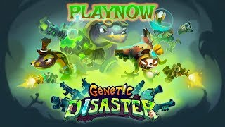 PlayNow: Genetic Disaster | PC Gameplay