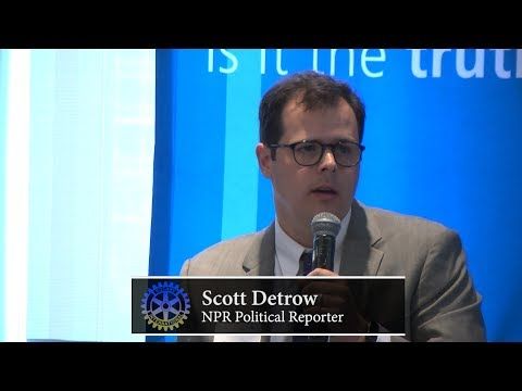 Milwaukee Rotary Club: Scott Detrow, NPR Political Reporter ...