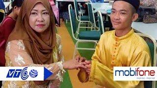 Chàng trai 18 cưới bà mẹ '42 tuổi, 5 con' | VTC