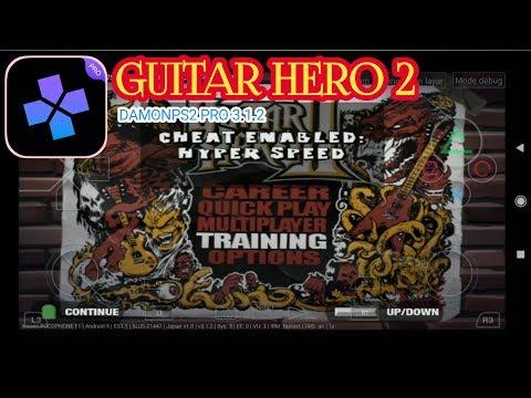 Guitar Hero 2 - Damonps2 Pro 3.1.2 || Xiaomi Pocophone F1 | Sd845