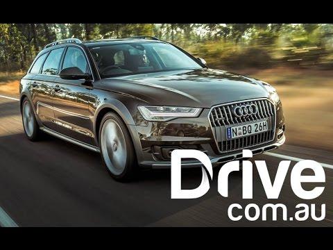 Audi A6 Allroad 2015 First Drive Review | Drive.com.au