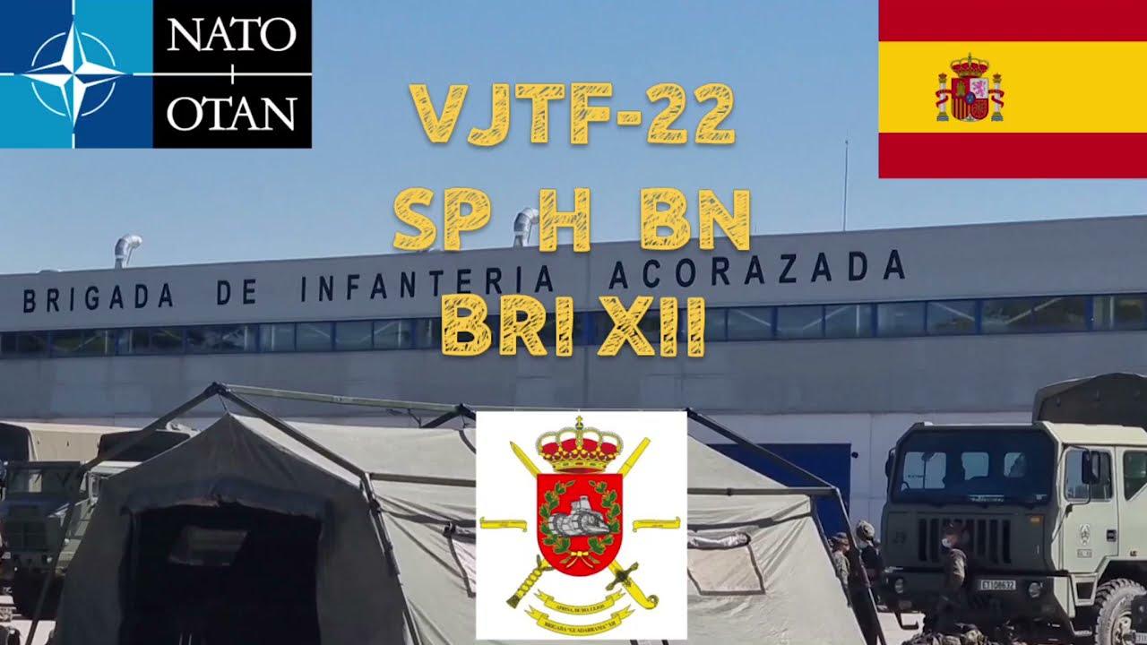 """Brigada """"Guadarrama"""" XII VJTF22"""