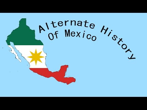 Alternate History of Mexico 1821-2016