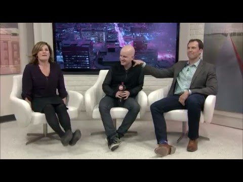 Kevin Maher Interview on Dinner Television Edmonton