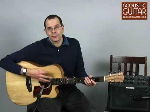 Acoustic Guitar Review - Cole Clark Fat Lady FL2AC