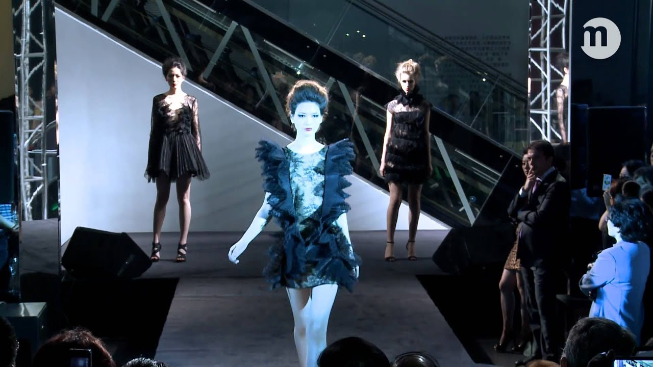 Istituto Marangoni The Shanghai Fashion Show 2012