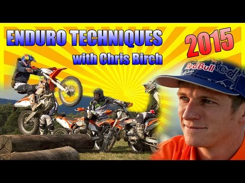 LEARNING TO RIDE A MOTORCYCLE WITH CHRIS BIRCH - RIDING TIPS