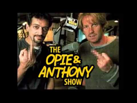 The Opie & Anthony Show - Vos' Hotel Parking Lot Story (WNEW)