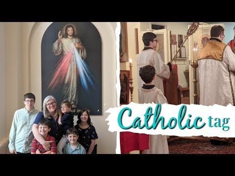 Baby Names, Saints, & Early Confirmation?  || The Catholic Tag