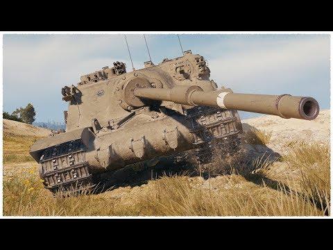 World of Tanks. Жесть!!!! Качаем ПТ Британии.
