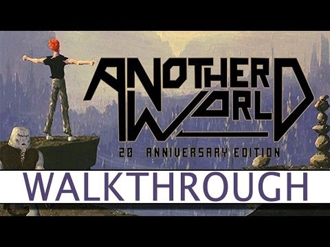 Another World: 20th Anniversary Edition - Complete Walkthrough - Platform32