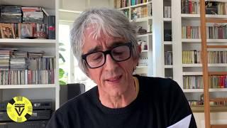 """Sergio rubini legge """"l'idiota"""" di dostoevskij in esclusiva per firenze tv."""