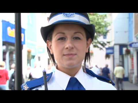 Policing in Dyfed and Powys - Information Film