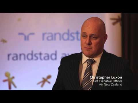 Randstad Award New Zealand Winners 2013