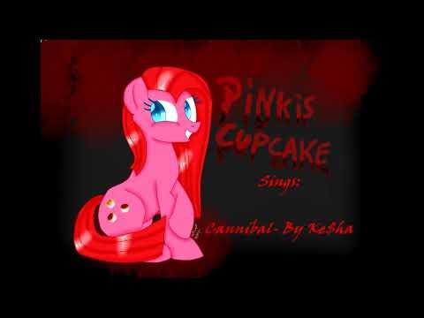 Pinkis Cupcake Sings: Cannibal - By Ke$ha