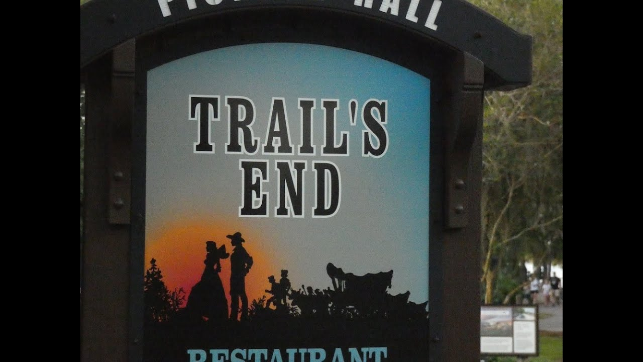 Trail End Restaurant Dinning Review