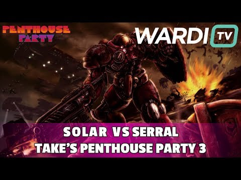 Solar vs Serral (ZvZ) - Take's Penthouse Party #3 ($4k+)