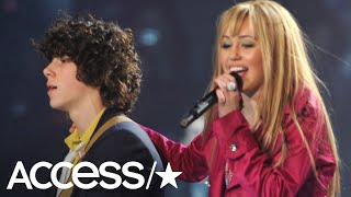 Nick Jonas Dishes About His Relationship With Miley Cyrus In This Epic #Throwback Vid