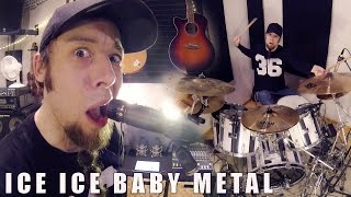 Ice Ice Baby (metal cover by Leo Moracchioli)