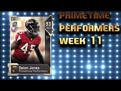 LIMITED EDITION DEION JONES | MADDEN 19 ULTIMATE TEAM PACK OPENING