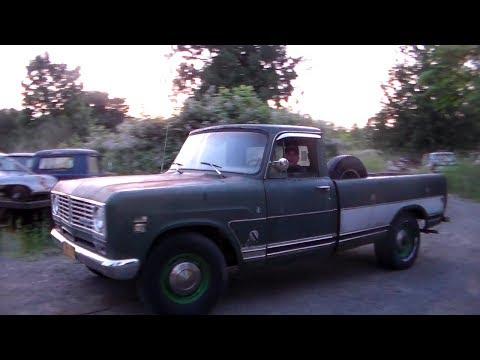 "Classic Truck Rescue ""International Harvester 1210"" CTR 81"