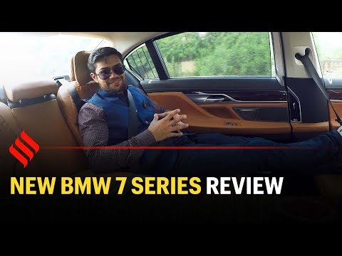 New BMW 7 Series Review: More comfortable, more fun | BMW 7 Series 2019