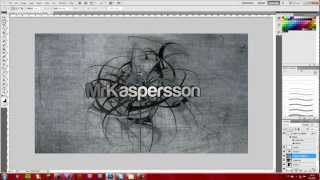Speed Art - MrKaspersson Wallpaper