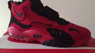 Nike Air Max Speed Turf Red Black