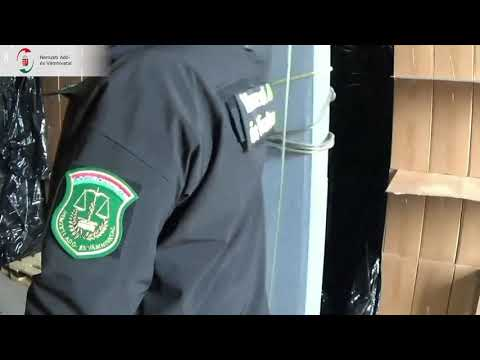 Голос Карпат: В Угорщині вилучили контрабанду із закарпатським слідом на суму понад 100 мільйонів гривень
