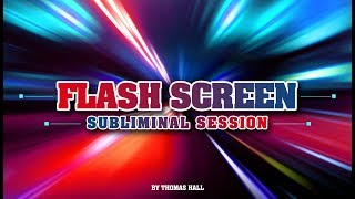 Enjoy Working Hard & Be Successful - Flash Screen Subliminal Session - By Thomas Hall