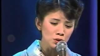 """""""港のまつり""""は、日本の郷愁・ふるさとを、森昌子さんが、情感たっぷり..."""