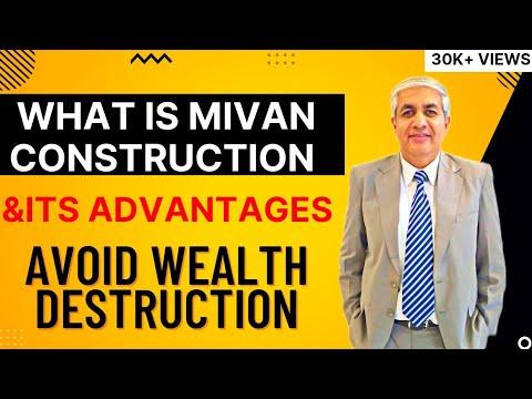 What Is Mivan Construction| Its Advantages|How To Stop Wealth Destruction| Action Points| 9911702005