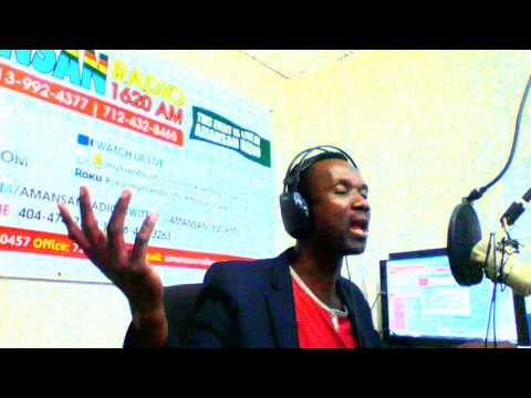 MOTIVATION TIME ON AMANSAN RADIO INSPIRATION FROM JAMAICA