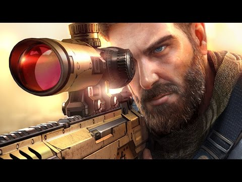 เกมสไนเปอร์ Sniper Fury เกมมือถือภาพสวยมาก