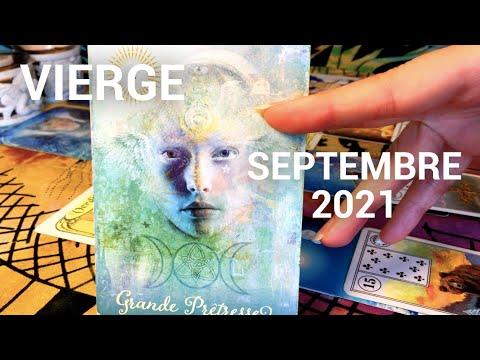VIERGE ♍️ Septembre ✨💰L'Abondance en Écoutant Ses Intuitions !🎉 Général + Sentimental ❤️