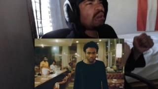Repeat youtube video Childish Gambino - Sweatpants ft. Problem REACTION!!!