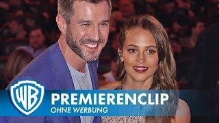 TOMB RAIDER - Premierenclip Deutsch HD German (2018)