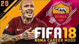 FIFA 18 Roma Career Mode Ep20 - DECIDER vs REAL MADRID