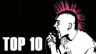 Top 10 HxC PUNK Bands 💀