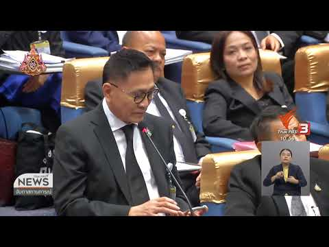 25 มิ.ย. 62 #จับตาฯ 'วิษณุ' ยอมรับ ส.ว.มีปัญหาถือครองหุ้นสื่อ  #ThaiPBS