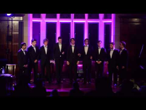 Timshel (Mumford and Sons) - Newby Blues - A Cappella