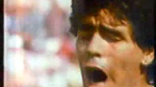 WORLD CUP 1986 Theme song《 Special kind of Hero 》