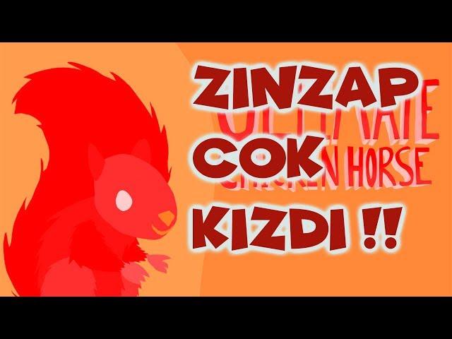 Z?NZAPIN GAZABI ! | Ultimate Chicken Horse | B