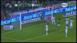 J12 Clausura 2015 Liga MX | León 4 - 5 Querétaro
