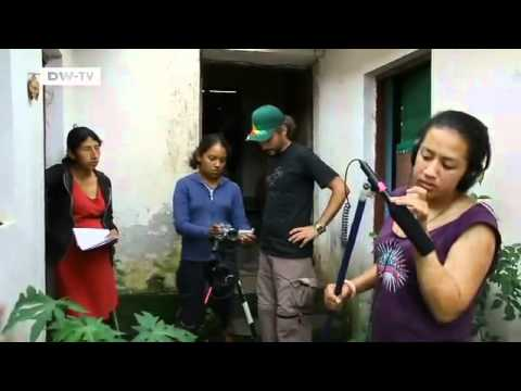 A film-makers workshop in Bolivia | Journal Reporters