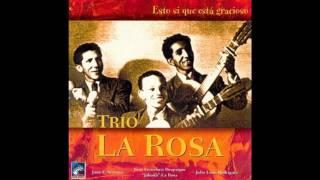 SOLEDAD  -  Trio La Rosa