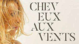 Najoua Belyzel - Cheveux Aux Vents (Lyrics Video)