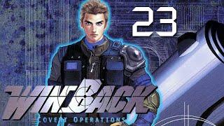 Winback Covert Operations - 23: Gunt the...